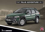 Ofertas de Fiat, Palio Adventure 2017