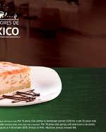 Ofertas de Vips, Los sabores de México
