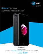 Ofertas de AT&T, Iphone 7