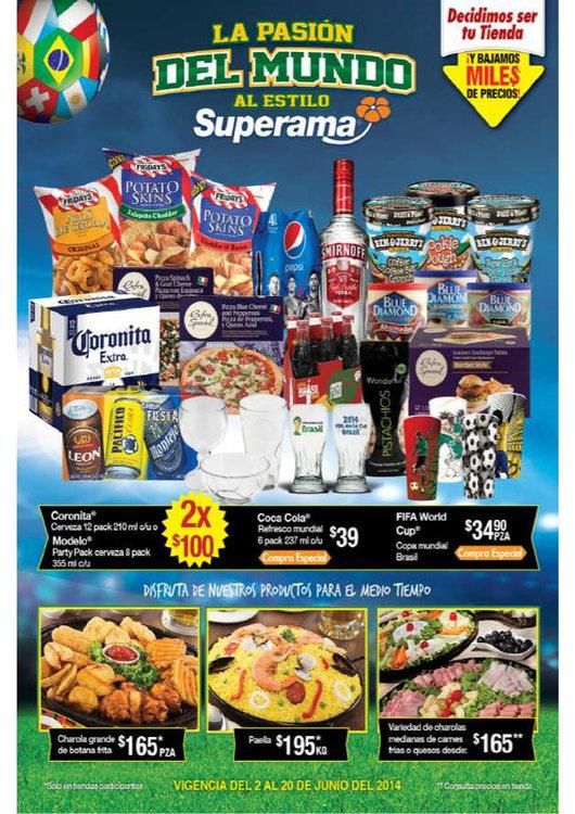Tiendas Superama Aguascalientes - Direcciones y horarios