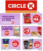 Ofertas de Circle K, Ofertas mensuales