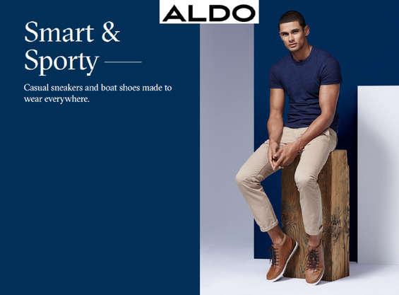 Ofertas de Aldo, Smart & Sporty