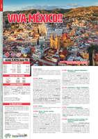 Ofertas de Euromundo, Circuitos por América 2017