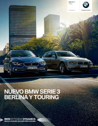 Serie 3 Berlina y Touring