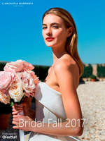 Ofertas de Carolina Herrera, Bridal Fall 2017