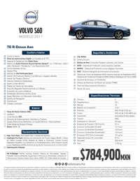 S60 T6 RDesign AWD
