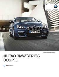 Ficha Técnica BMW 650iA Coupé M Sport Automático 2017