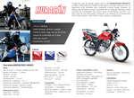 Ofertas de Suzuki Motos, HURACÁN