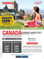 Ofertas de Enjoy Languages, Canadá Semana Santa 2017