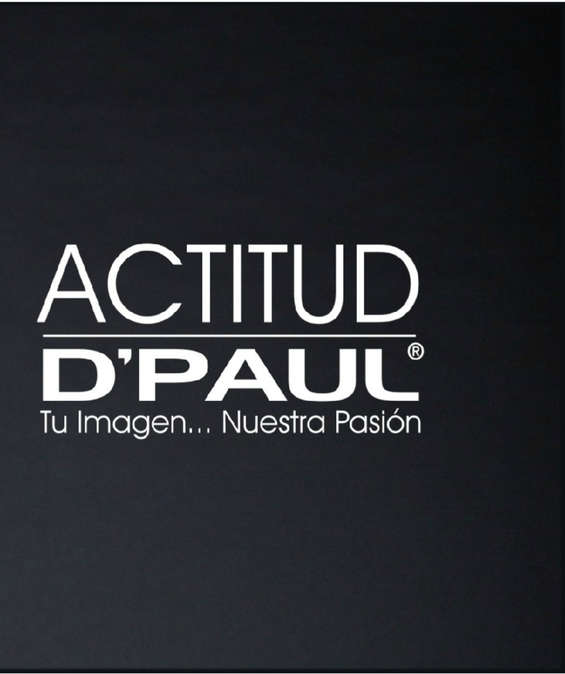 Ofertas de D'Paul, Lookbook