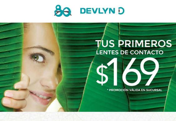 Ofertas de Devlyn, Tus primeros lentes de contacto