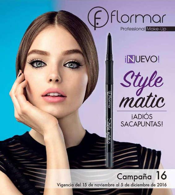 Ofertas de Flormar, Campaña 16
