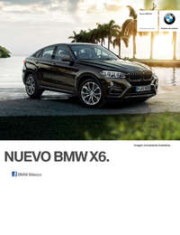 Ficha Técnica BMW X6 xDrive35iA Automático 2017