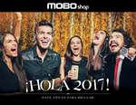 Ofertas de Mobo, ¡Hola 2017!