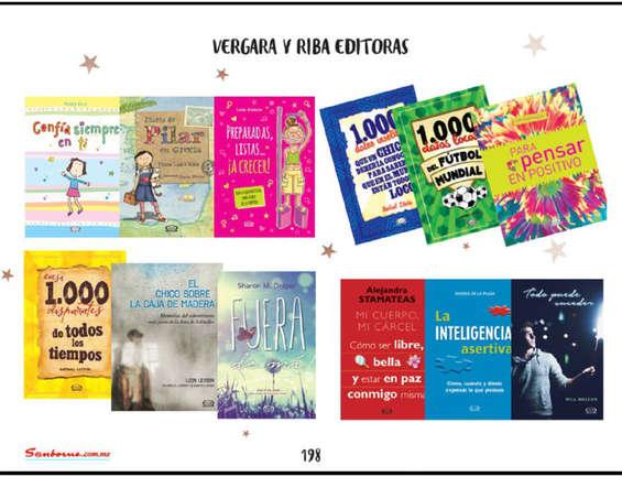 Ofertas de Sanborns, Catálogo Anual Sanborns
