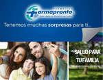 Ofertas de Farmapronto, Promociones mensuales