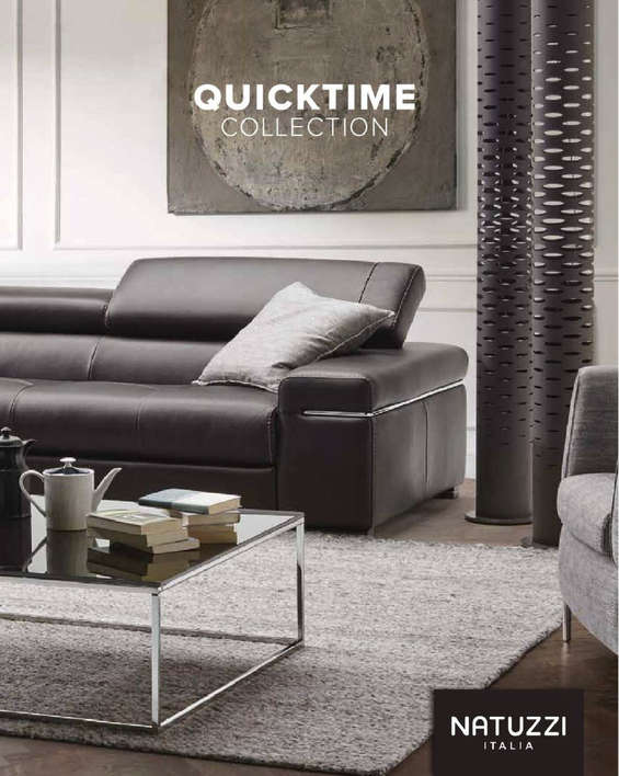 Ofertas de Natuzzi, Quicktime Collection