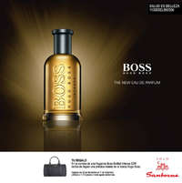Boss Bottled Intense Eau