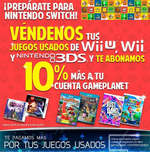 Ofertas de Game Planet, Promociunes Game planet