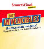 Ofertas de Smart & Final, Las Invencibles