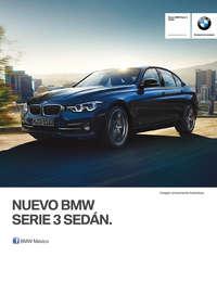 Ficha Técnica BMW 320iA Automático 2017