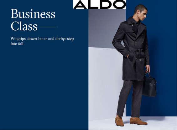 Ofertas de Aldo, Business Class