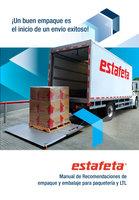 Ofertas de Estafeta, Manual de recomendaciones de empaque y embalaje