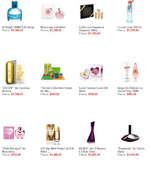 Ofertas de Sanborns, Catálogo Perfumería Sanborns