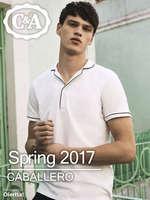 Ofertas de C&A, Primavera 2017 Caballero