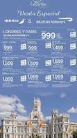 Ofertas de RS Viajes, Europa venta especial