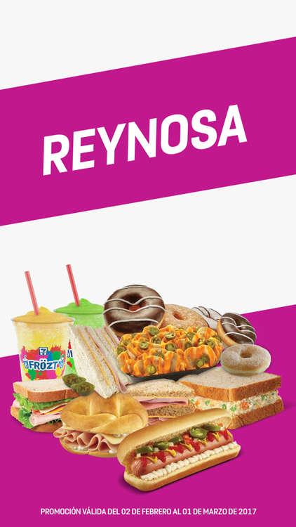 Ofertas de 7-Eleven, Abarrotes Reynosa
