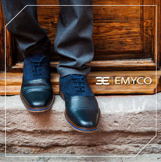 Ofertas de Emyco, Calzado Caballero