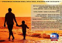 Día del padre en Ixtapa