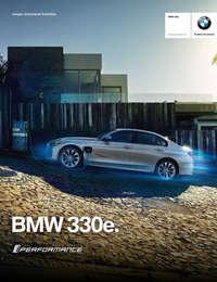 Ficha Técnica BMW 330e Luxury Line Automático 2017