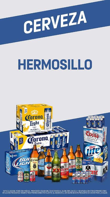 Ofertas de 7-Eleven, Cerveza & Vinos Hermosillo