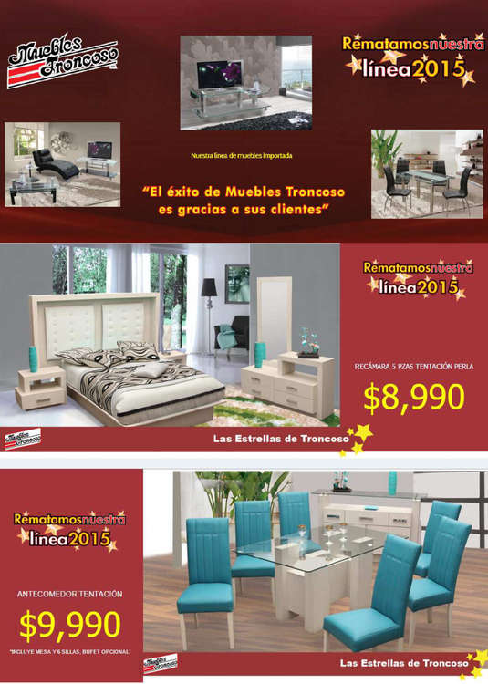 Muebles colineal de oferta 20170813063251 for Ofertas de comedores