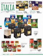 Ofertas de Superama, La feria de Italia