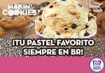 Ofertas de Baskin Robbins, Makin' Cookies