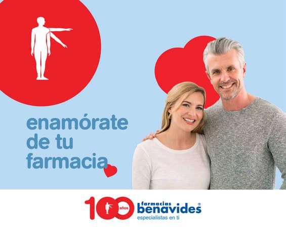 Ofertas de Farmacias Benavides, Febrero