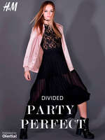 Ofertas de H&M, Party Perfect H&M