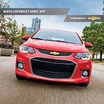 Ofertas de Chevrolet, Sonic 2017