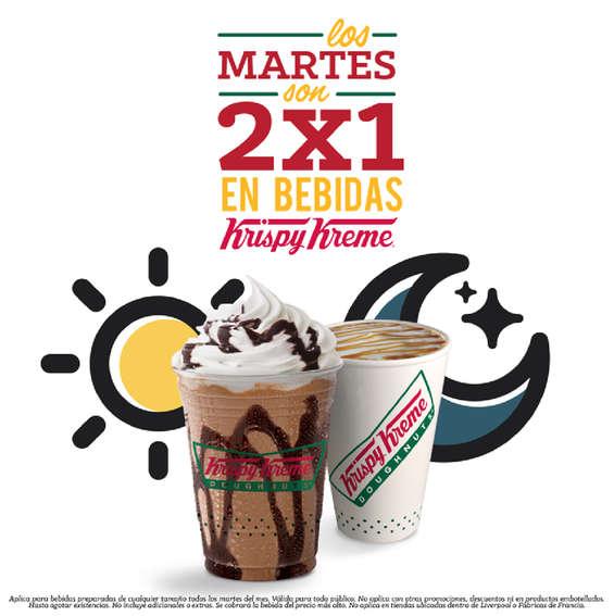 Ofertas de Krispy Kreme, Promociones