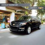 Ofertas de Chevrolet, Traverse 2017