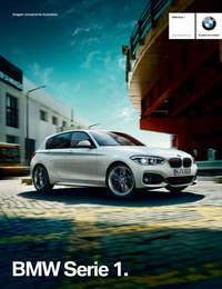 Ficha Técnica BMW 120iA (5 puertas) M Sport Automático 2017