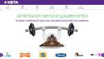 Ofertas de Maskota, Alimentación, ejercicio y suplementos