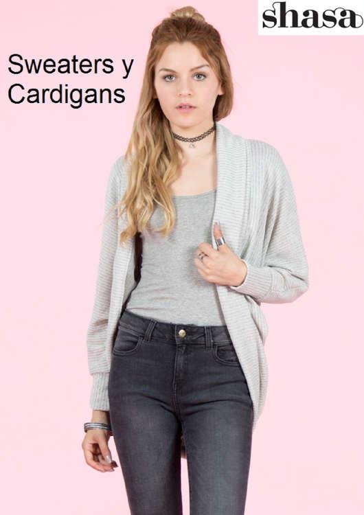 Ofertas de Shasa, Sweaters y Cardigans