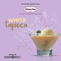 White Tapioca