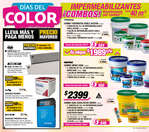 Ofertas de The Home Depot, Días del color 3x2