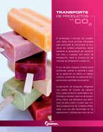Ofertas de Infra, Transporte de productos con CO2