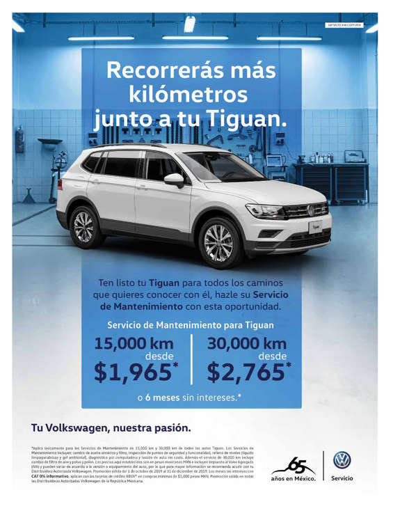 Ofertas de Volkswagen, Recorrerás más kilómetros